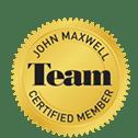 certified john maxwell member